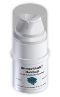 DMS-Basisgel zum mischen mit Wirkstoffen.