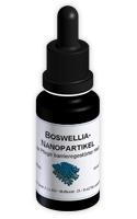 Boswellia-Nanopartikel von dermaviduals bei geröteter Haut