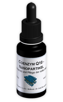 Coenzym Q10-Nanopartikel Koko - für die reifere Haut
