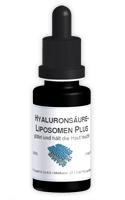 Hyaluronsäure-Liposome Plus für noch mehr Feuchtigkeit für Ihre Haut.