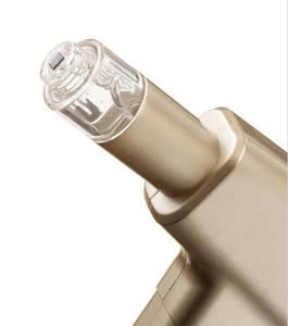 Behandlungskopf von Skin Refiner Nano für das Nono Needling.
