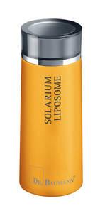 Solarium Liposome von Dr. Baumann®zur Feuchtigkeitsversorgung
