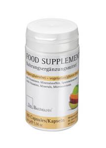 Dr. Baumann® Nahrungsergänzung - Vitamine und Mineralien