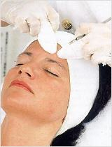 Vorbehandlung unreiner Haut